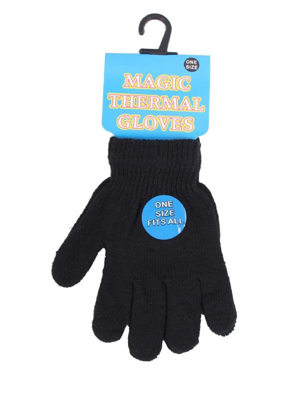 Black Magic Gloves One size Fit all S137-GL5836